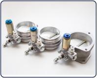 Заслонки аварийного останова двигателя